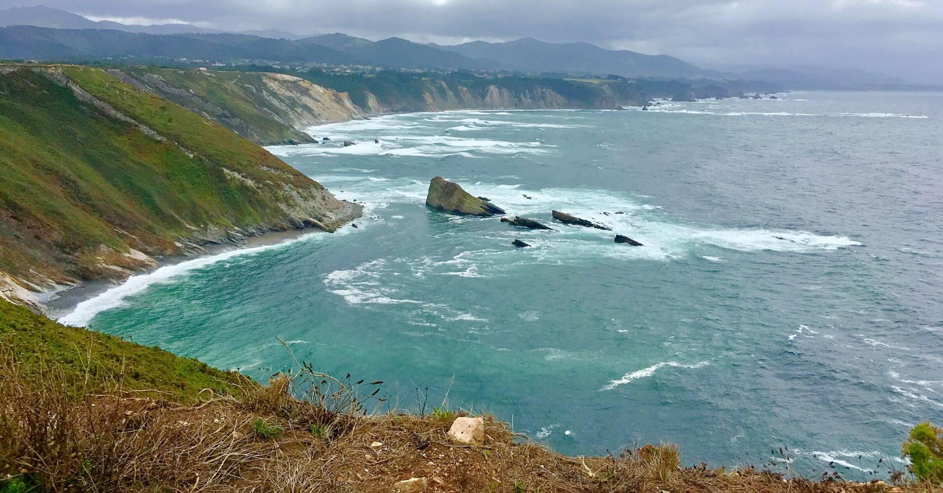 Ruta Acantilados del Cabo Vidio. Asturias Maravilla Natural.