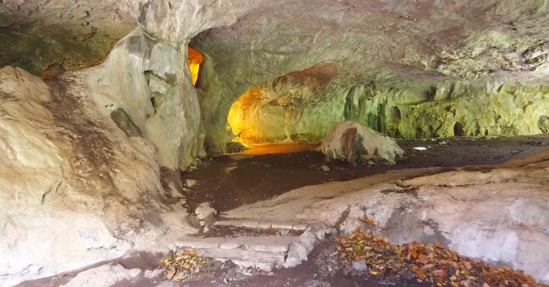 Ruta de las Brujas. Cuevas de Zugarramurdi. Navarra.
