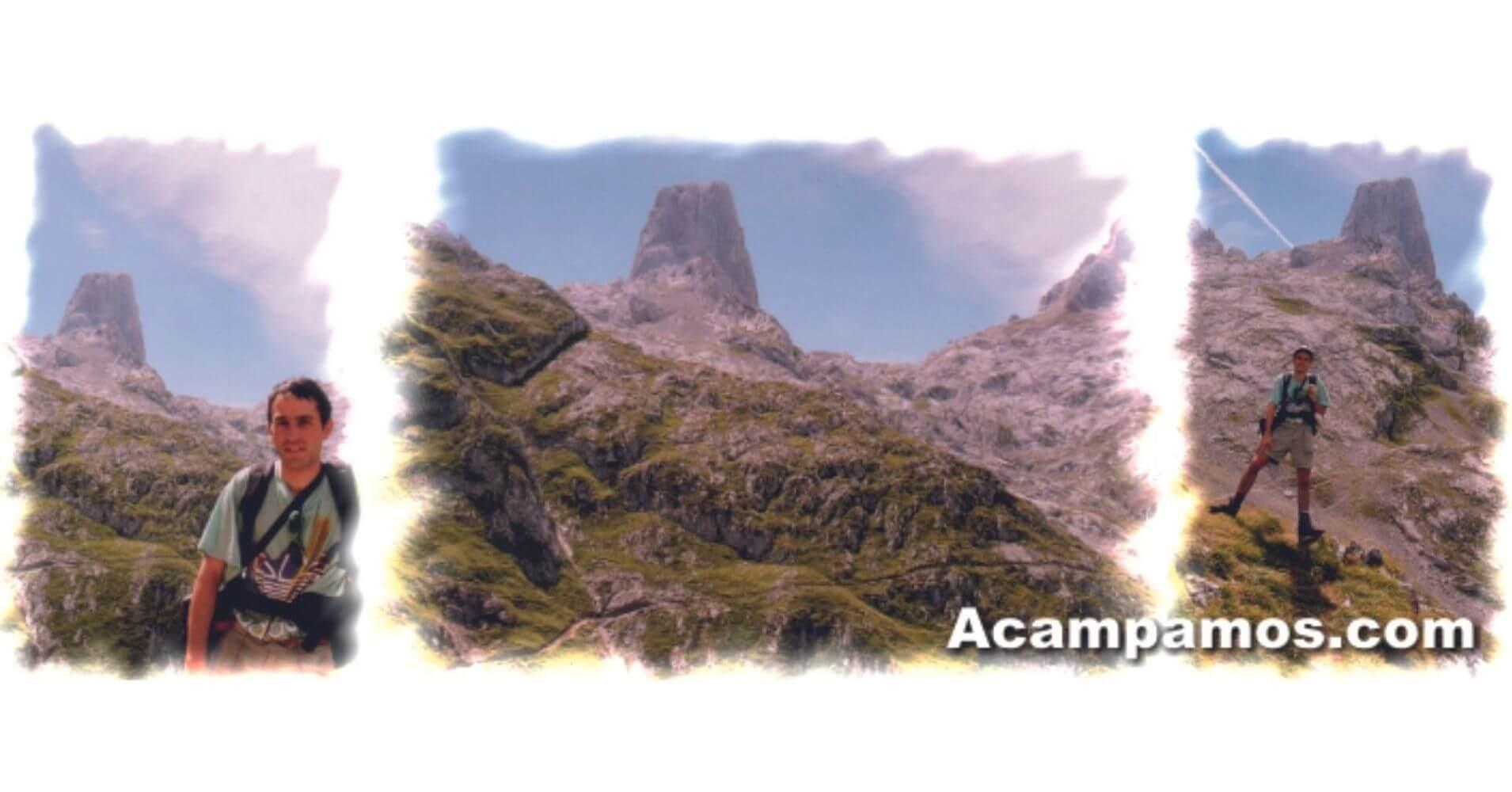 Ruta del Naranjo de Bulnes, Asturias.