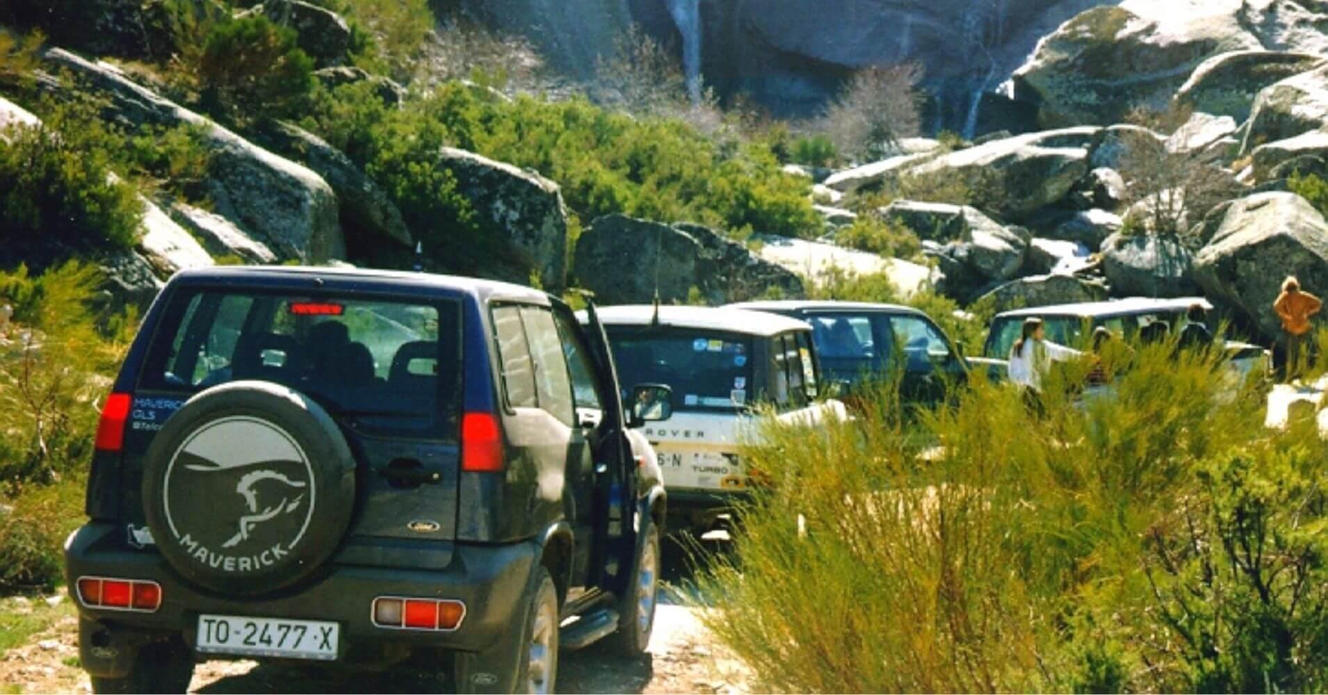 Rutas 4X4 en España. Sierra de Gredos. Ávila.