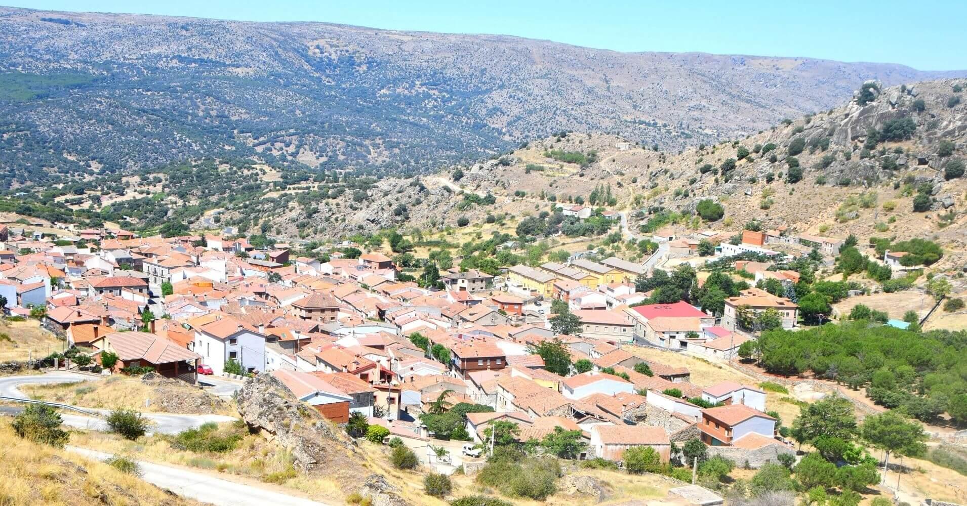 San Bartolomé de Pinares. Ávila, Castilla y León.