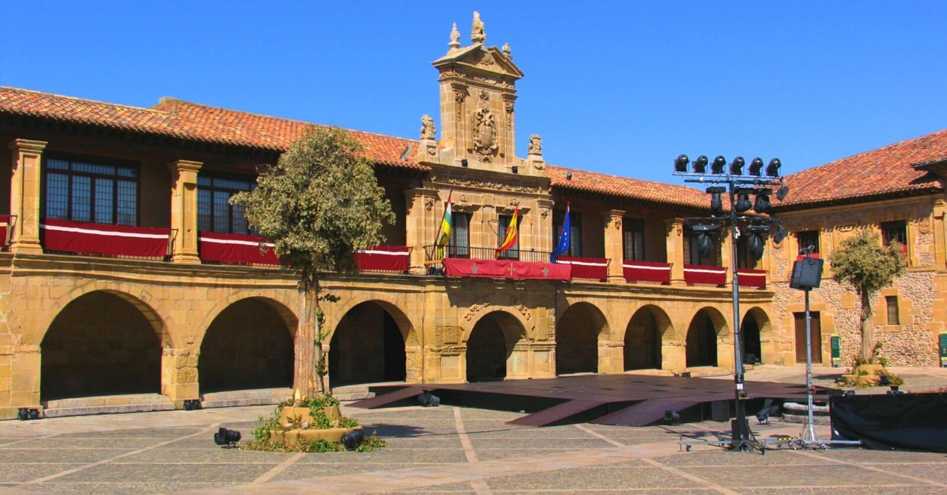 Santo Domingo de la Calzada. La Rioja, España.