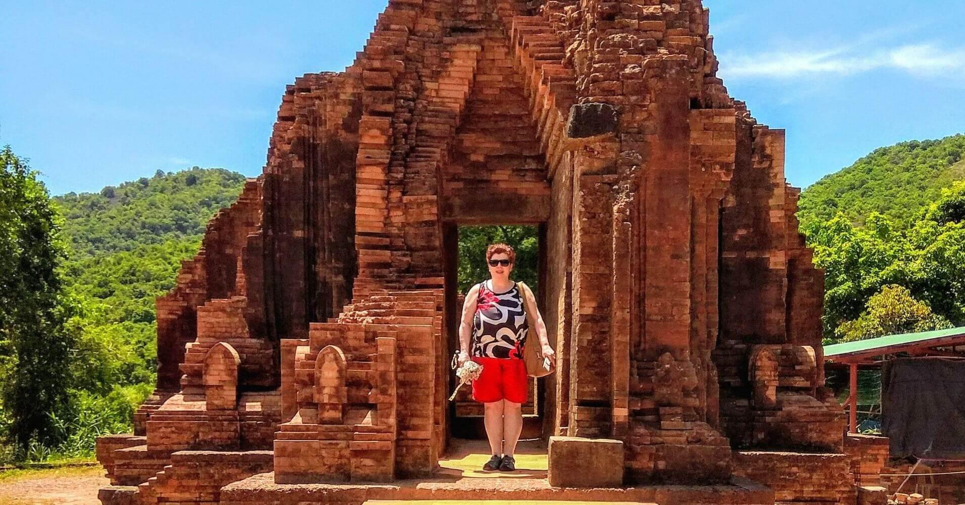 Santuarios de My Son. Vietnam de Norte a Sur