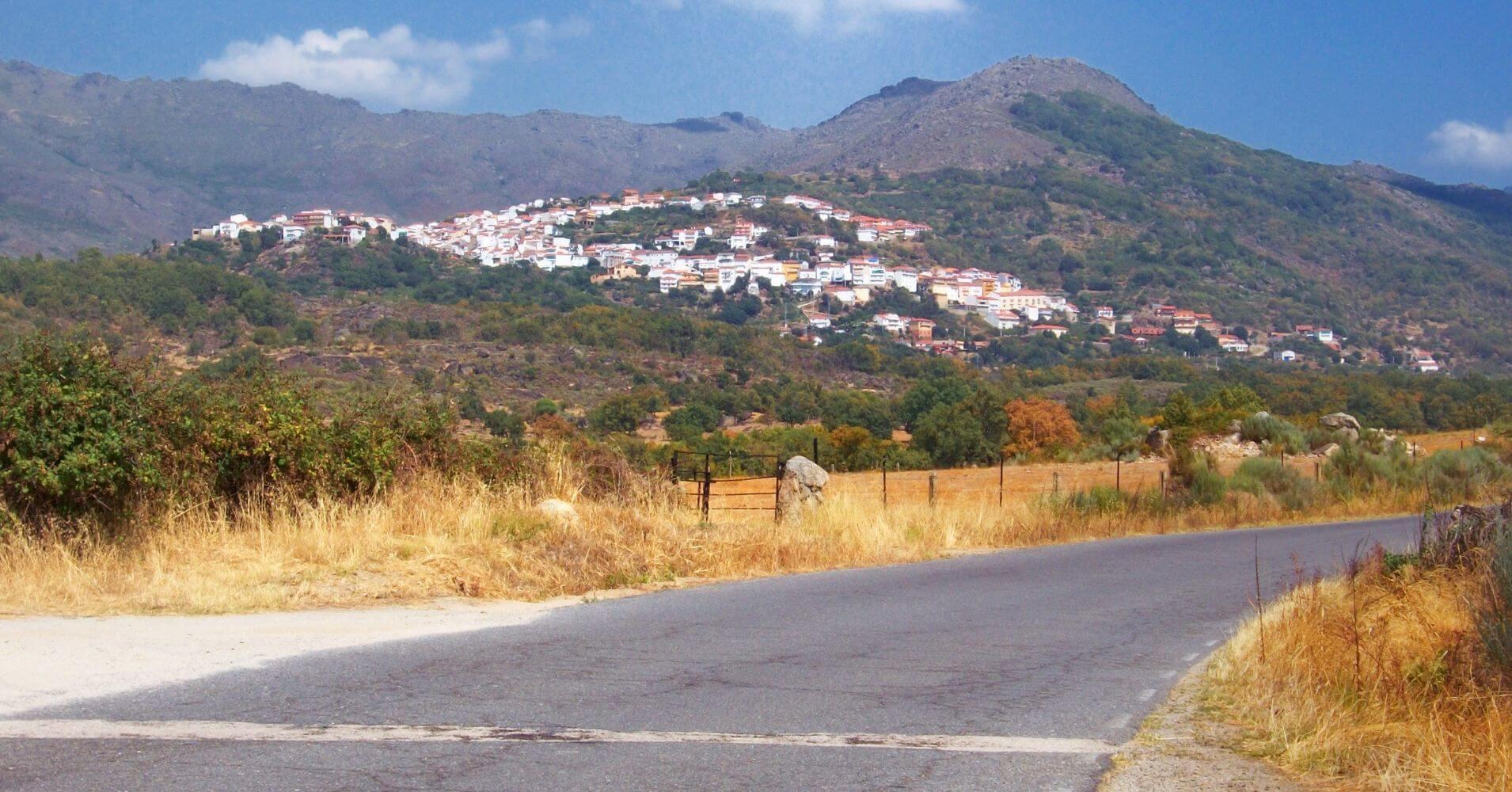 Sierra de Gata, San Martín de Trevejo. Cáceres. Extremadura.