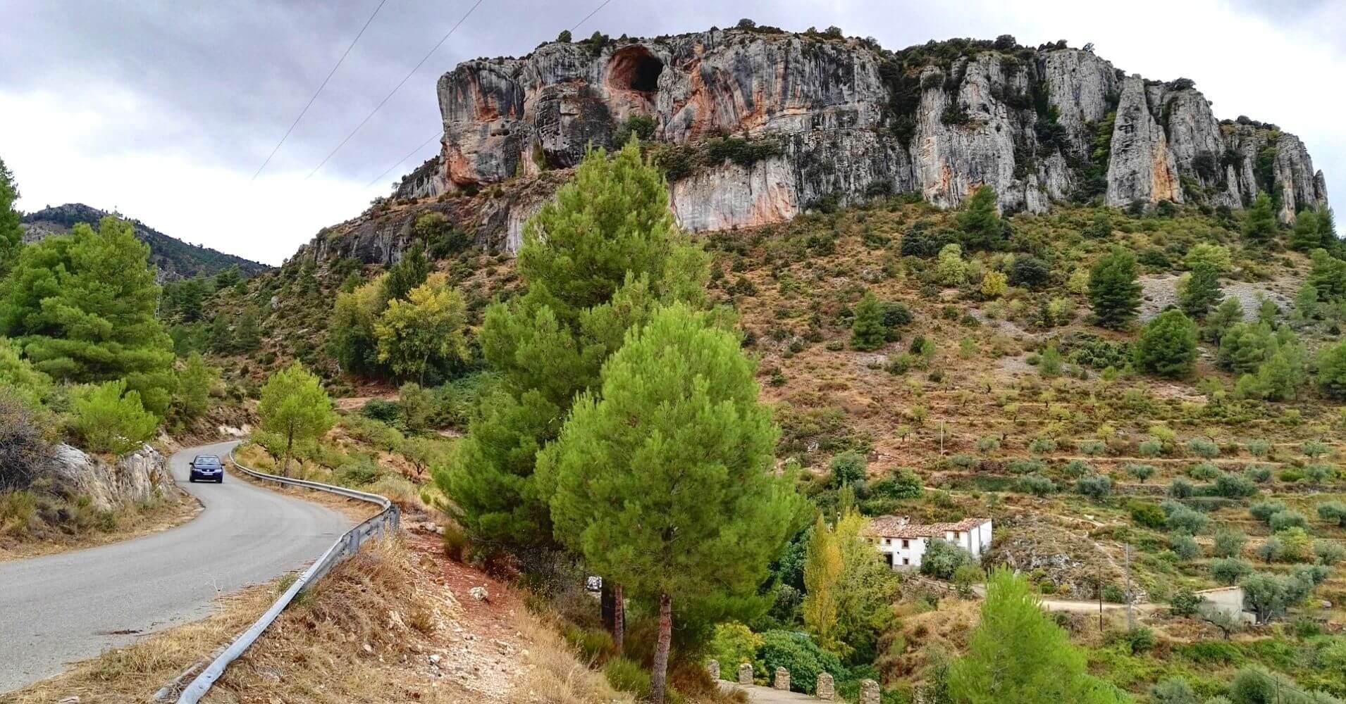 Sierra de Moratalla. Murcia.