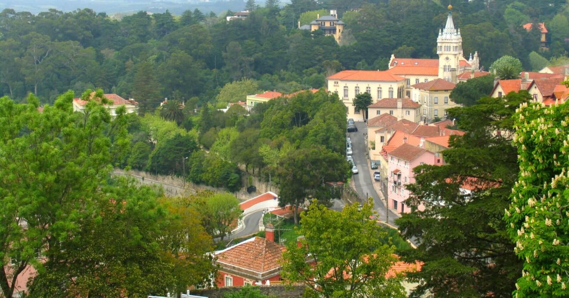 Sintra, Parque Natural Sintra-Cascais. Portugal.