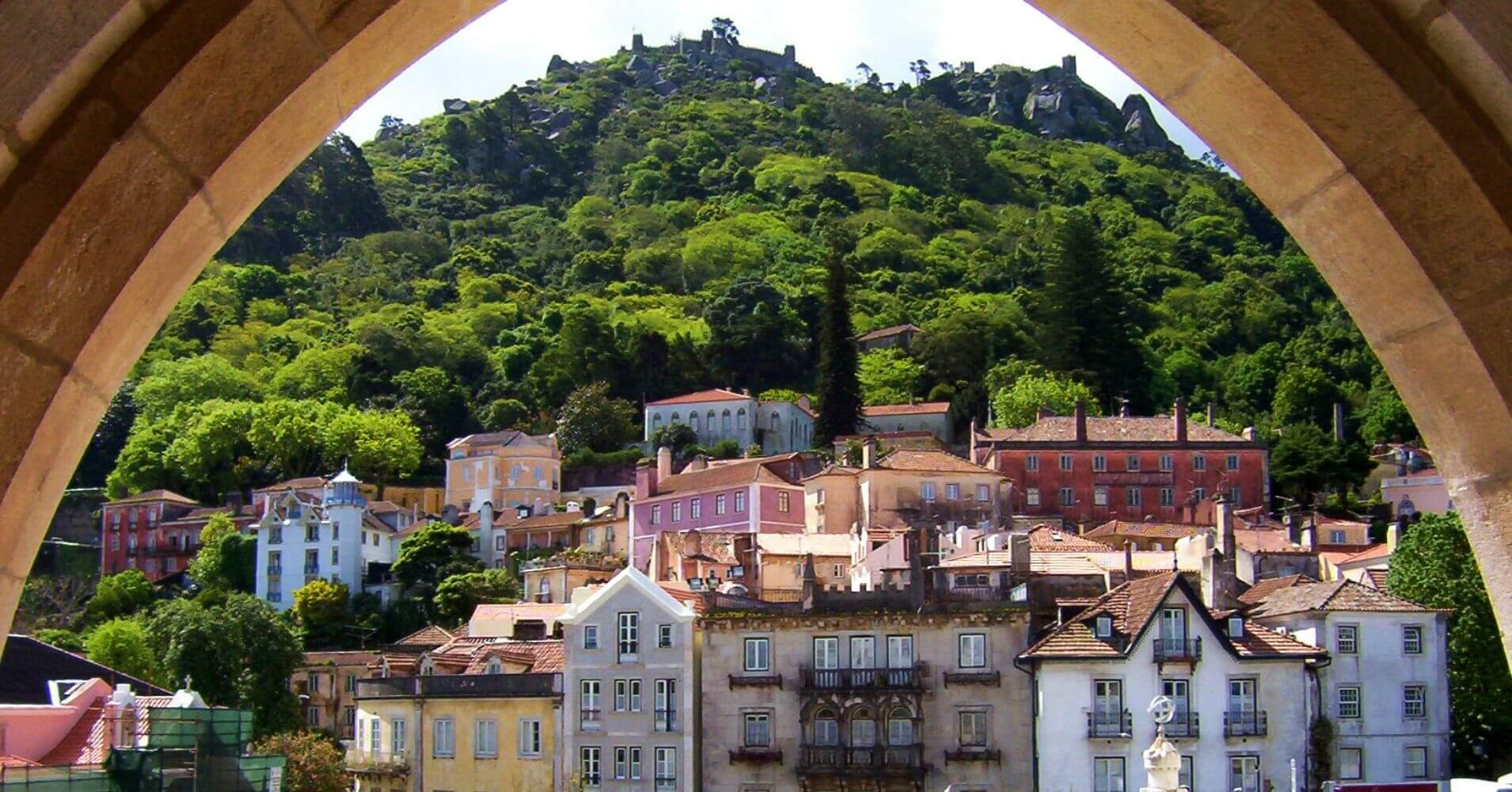Sintra y su Parque Natural. Portugal.