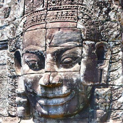 Templos de Angkor, Camboya.