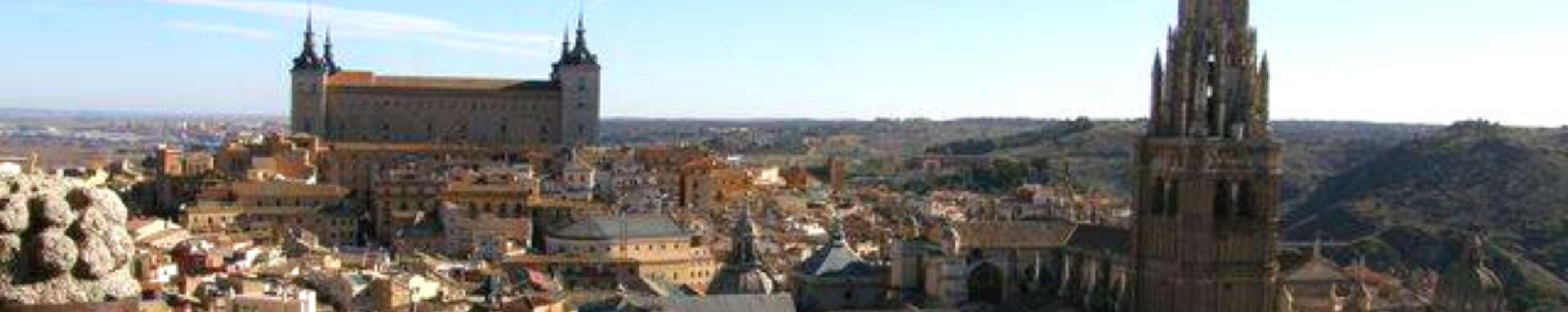 Toledo Ciudad Patrimonio de la Humnidad. Castilla la Mancha.