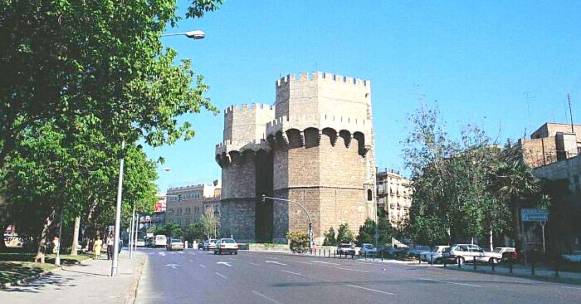 Torres de Serrano. Valencia.