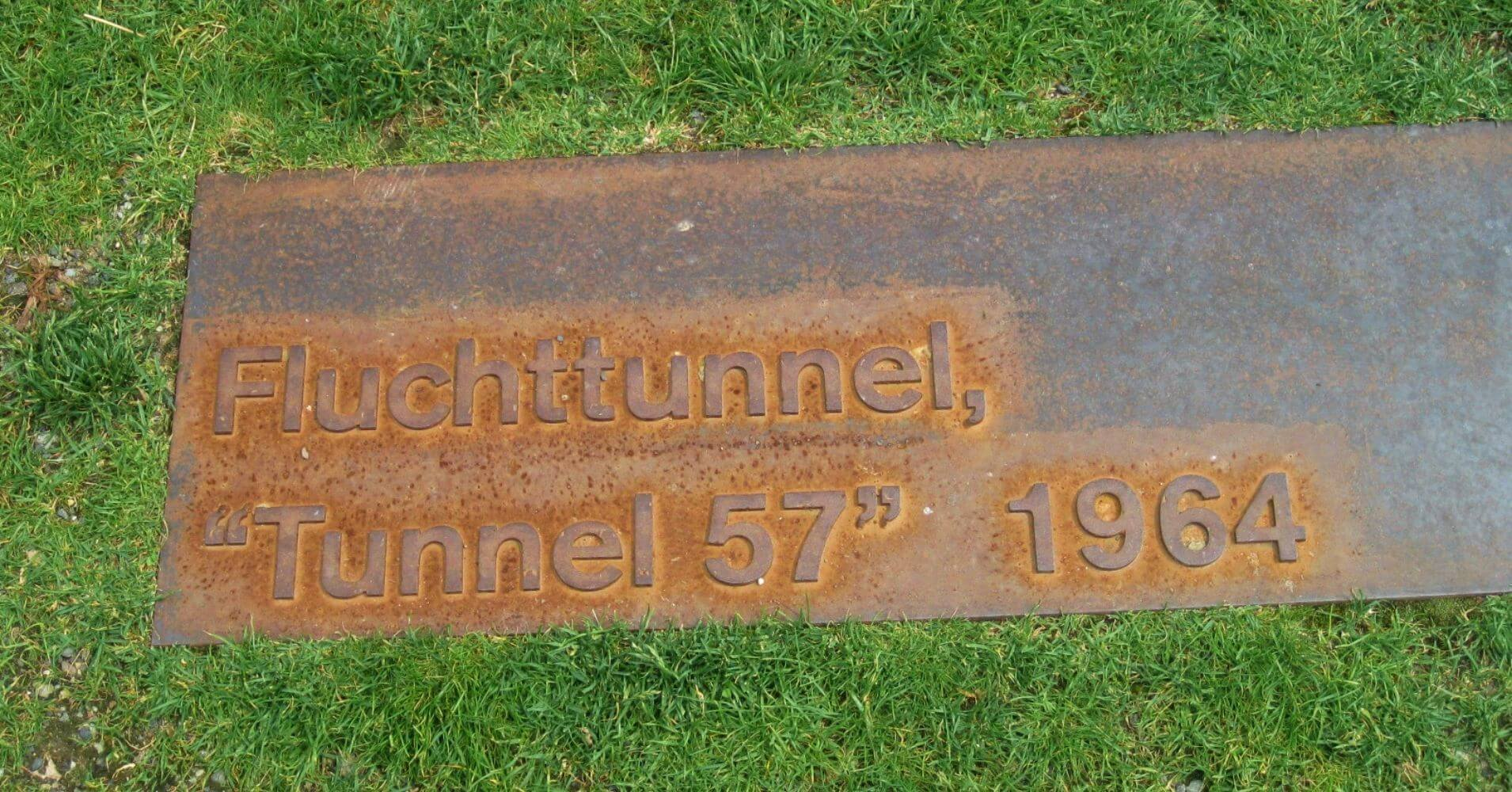 Túnel 57. Historias de la Guerra Fría. Alemania.