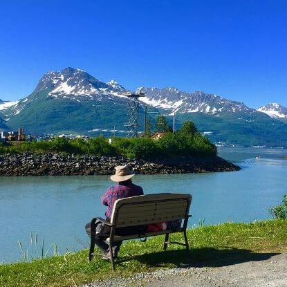 Una Semana en Alaska, Estados Unidos.
