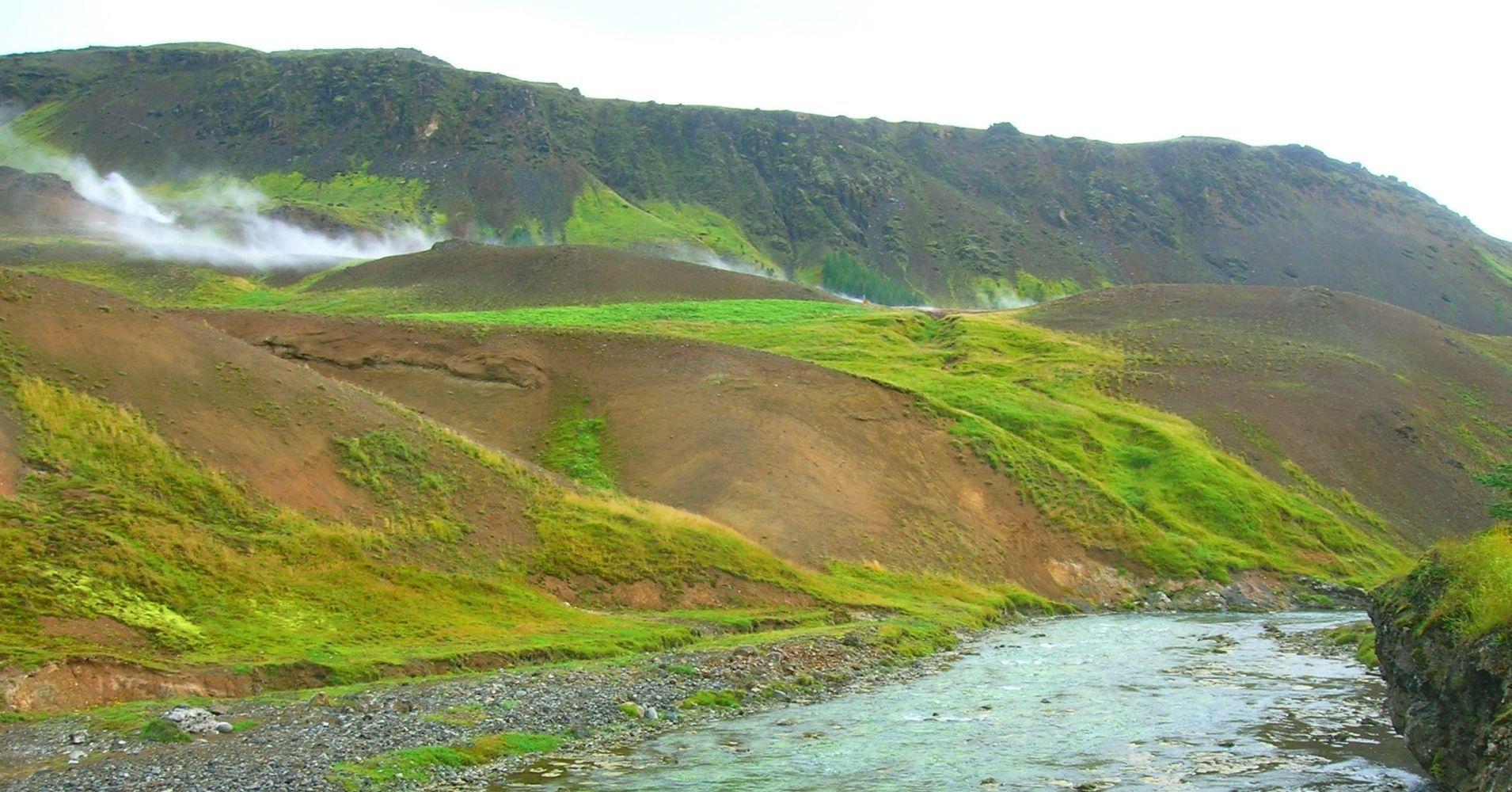 Valle del Río Skogar. Road Trip por Islandia.