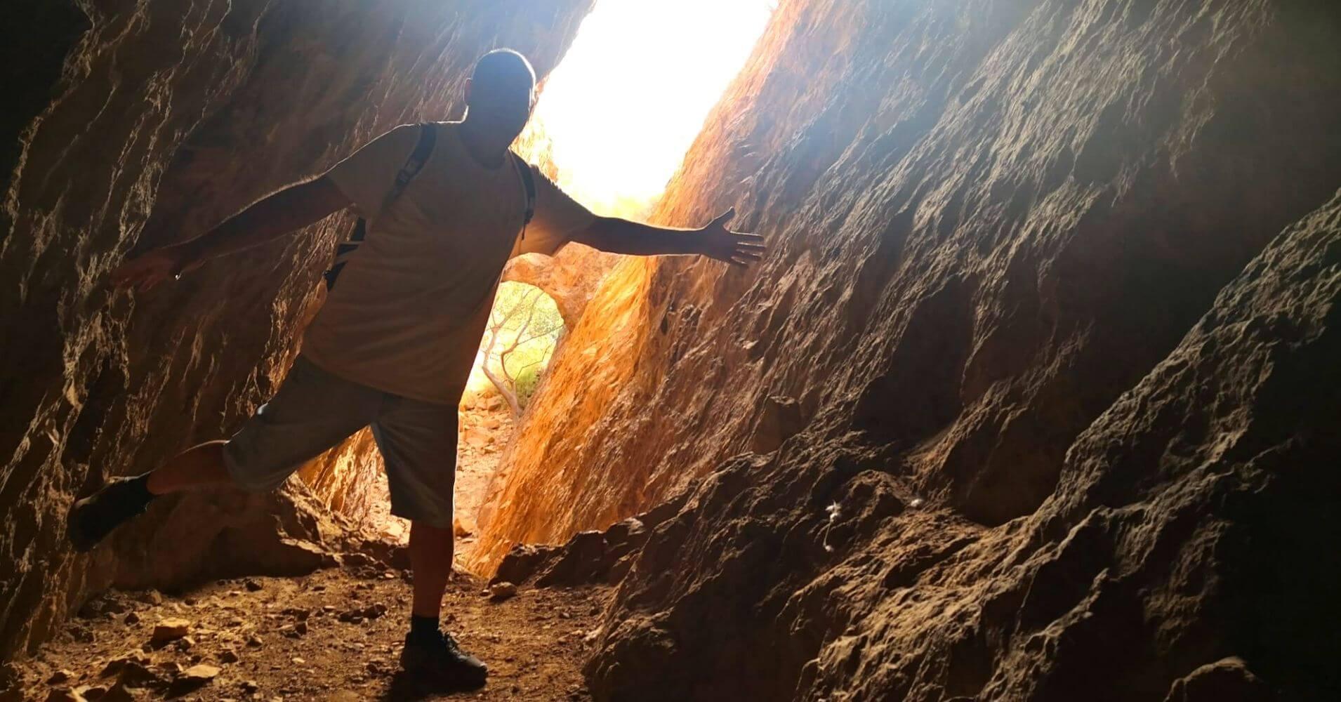 Veta Minera, Galería, Cueva. Torre Pacheco. Murcia.