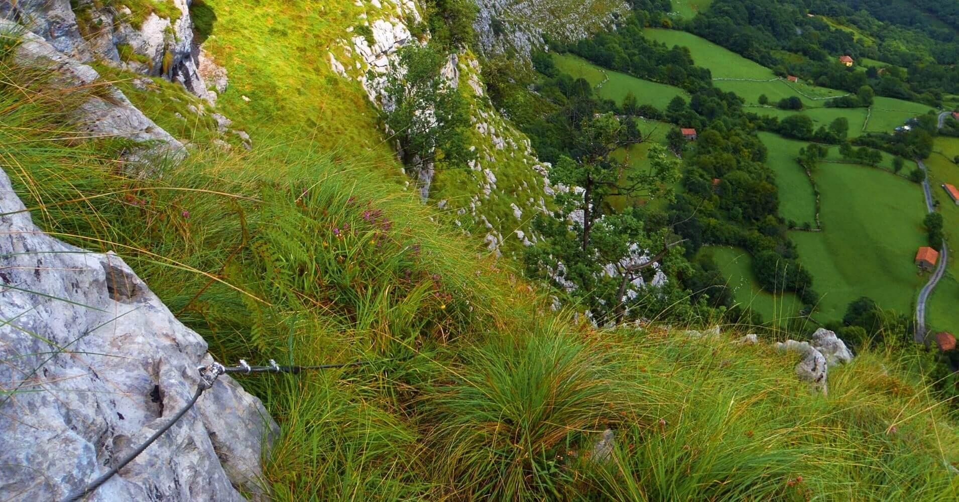 La Vía. Arredondo. Valle de Asón. Cantabria.