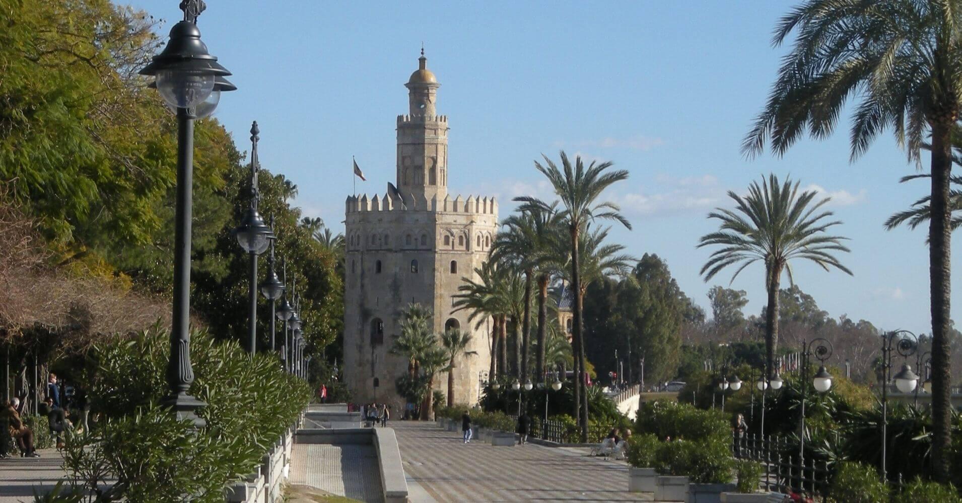 Torre del Oro. Sevilla.