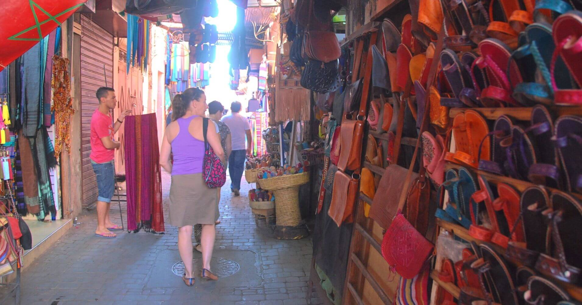 Viajar a Marrakech, Marruecos.