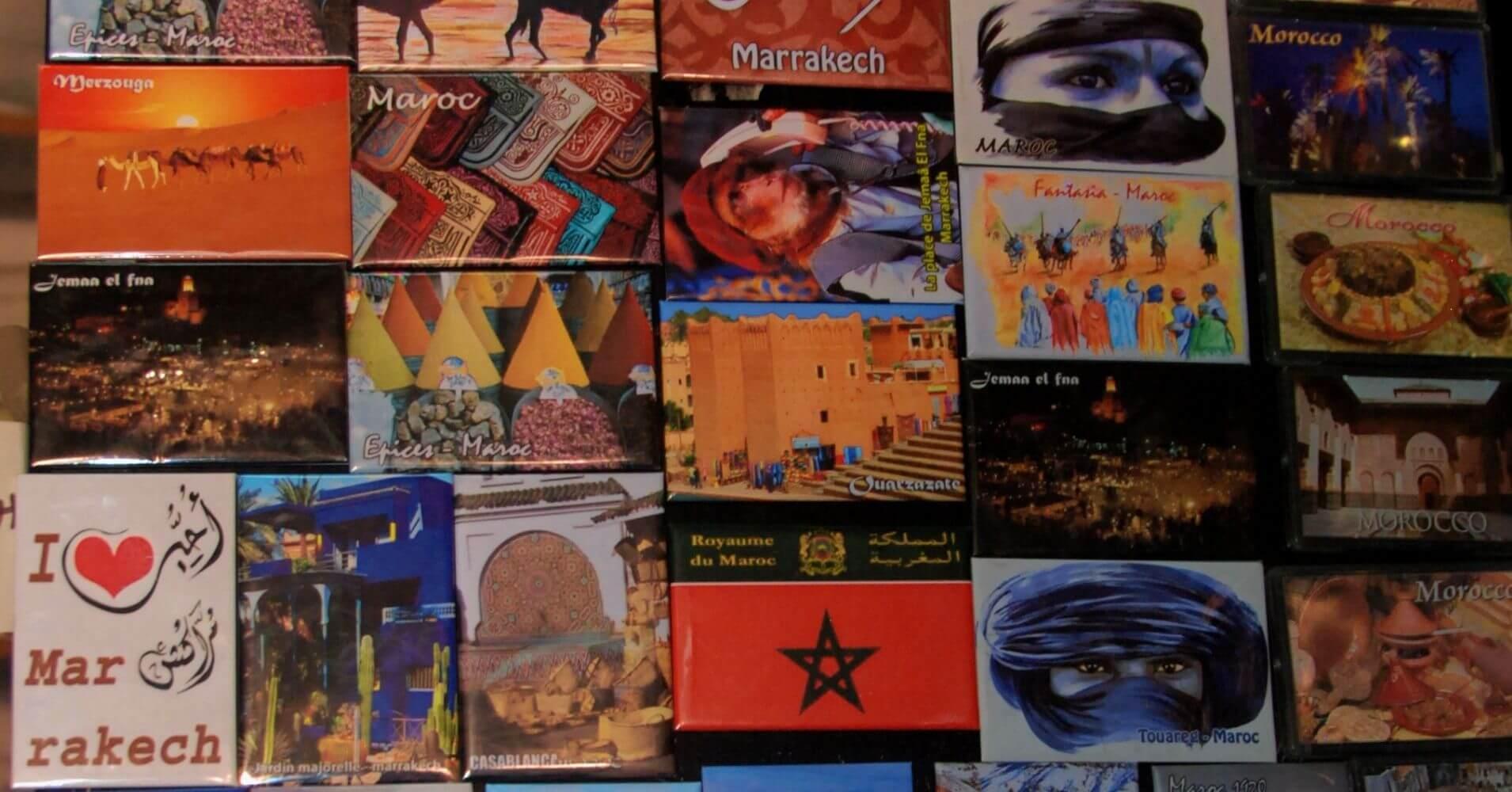 Viajar a Marruecos, Imanes y Souvenirs de Marruecos.