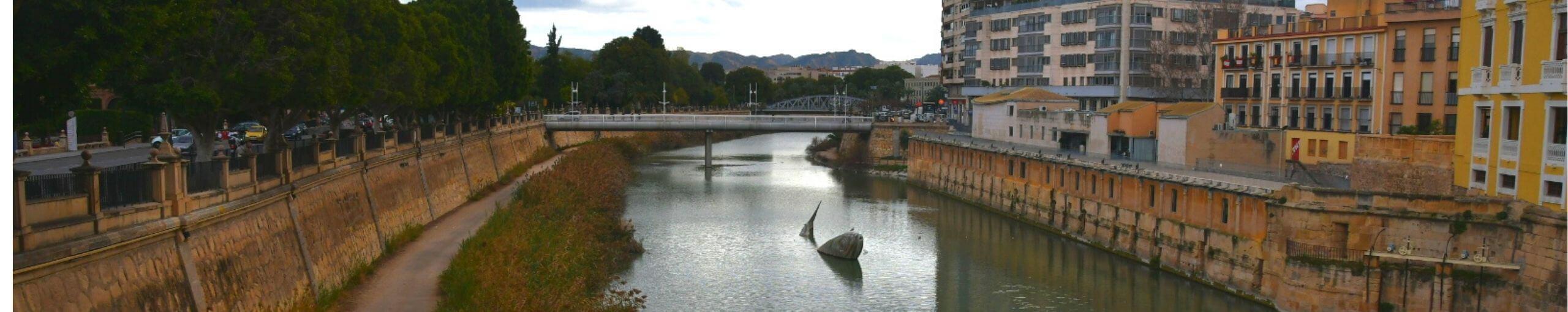 Viajar a Murcia.