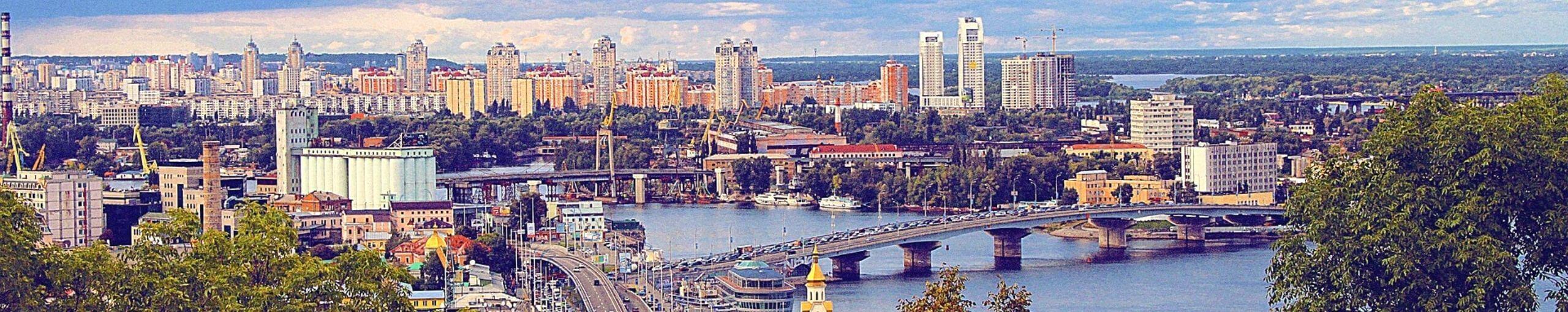 Viajar a Ucrania.
