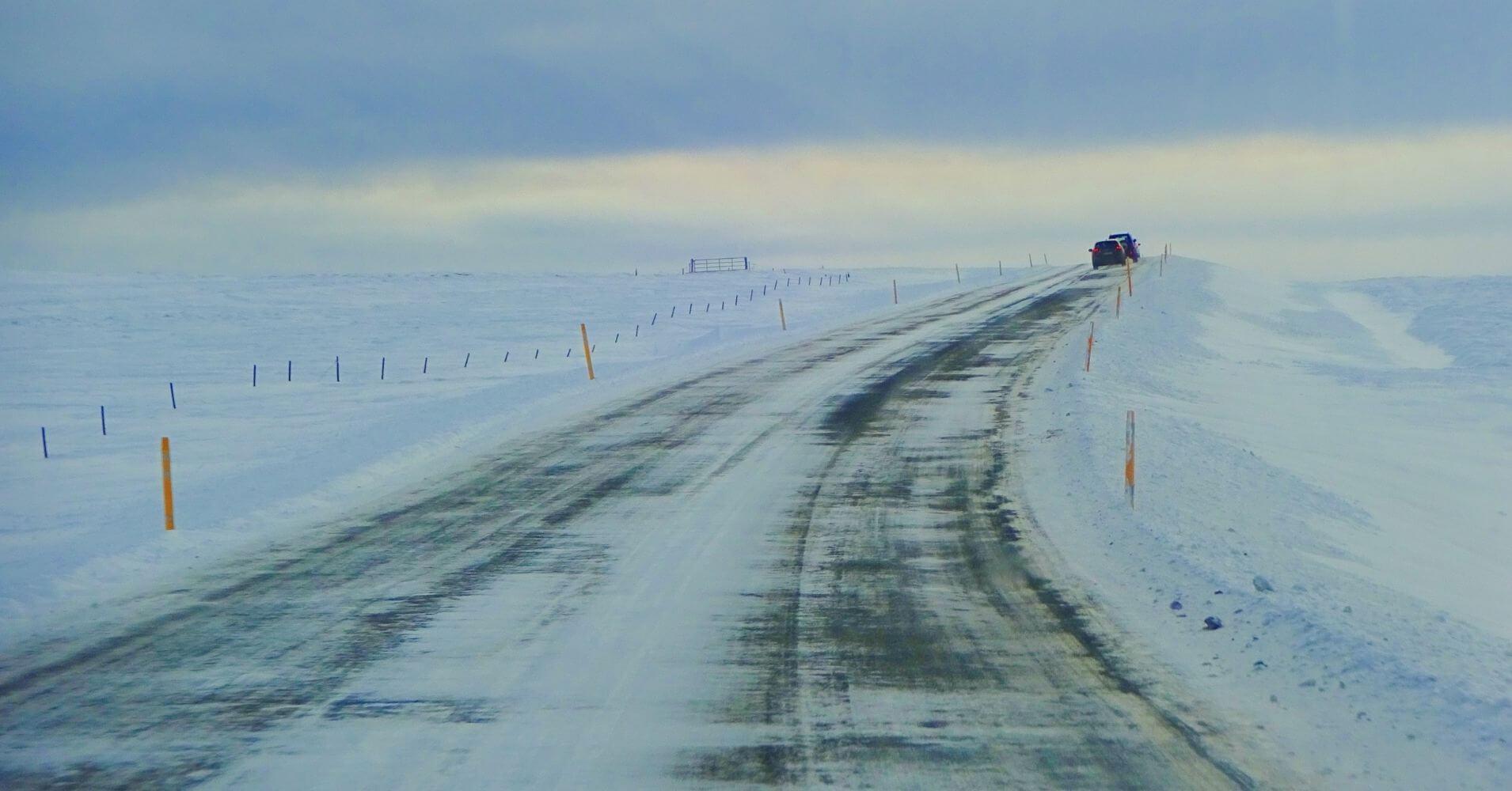 Viaje a Islandia en Invierno.