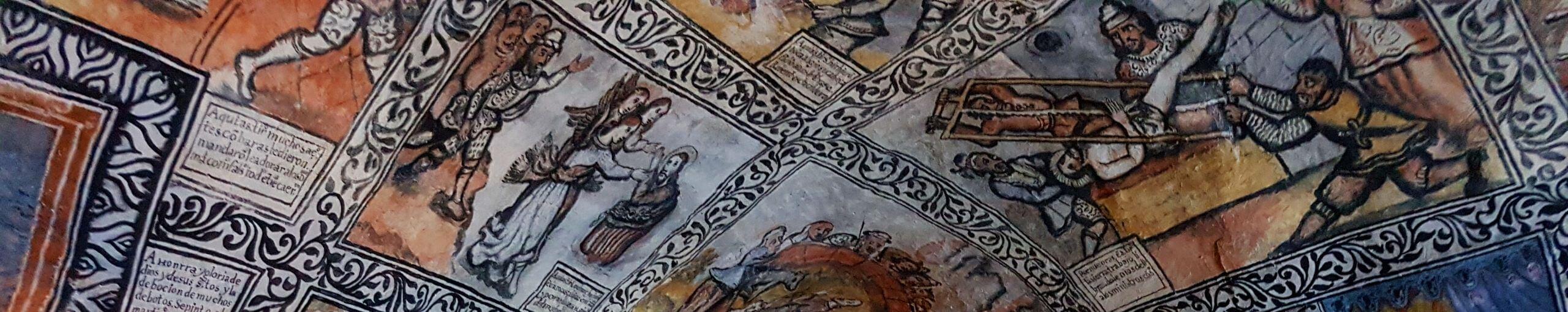 Viaje a las Merindades, Cueva Ermita de San Bernabé. Burgos.