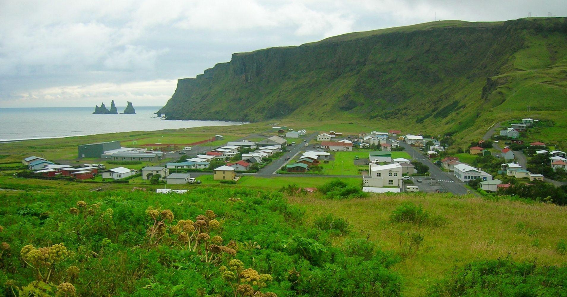 Vík i Mýrdal. Road Trip por Islandia.