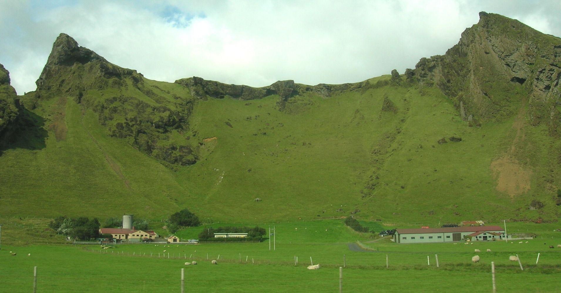 Volcán Hekla. Road Trip por Islandia.