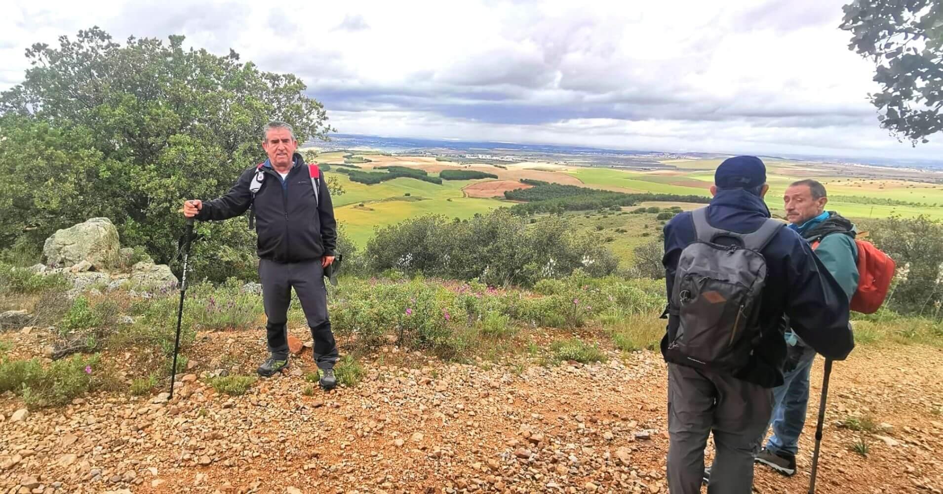 Vuelta a Layos. Toledo, Castilla La Mancha.