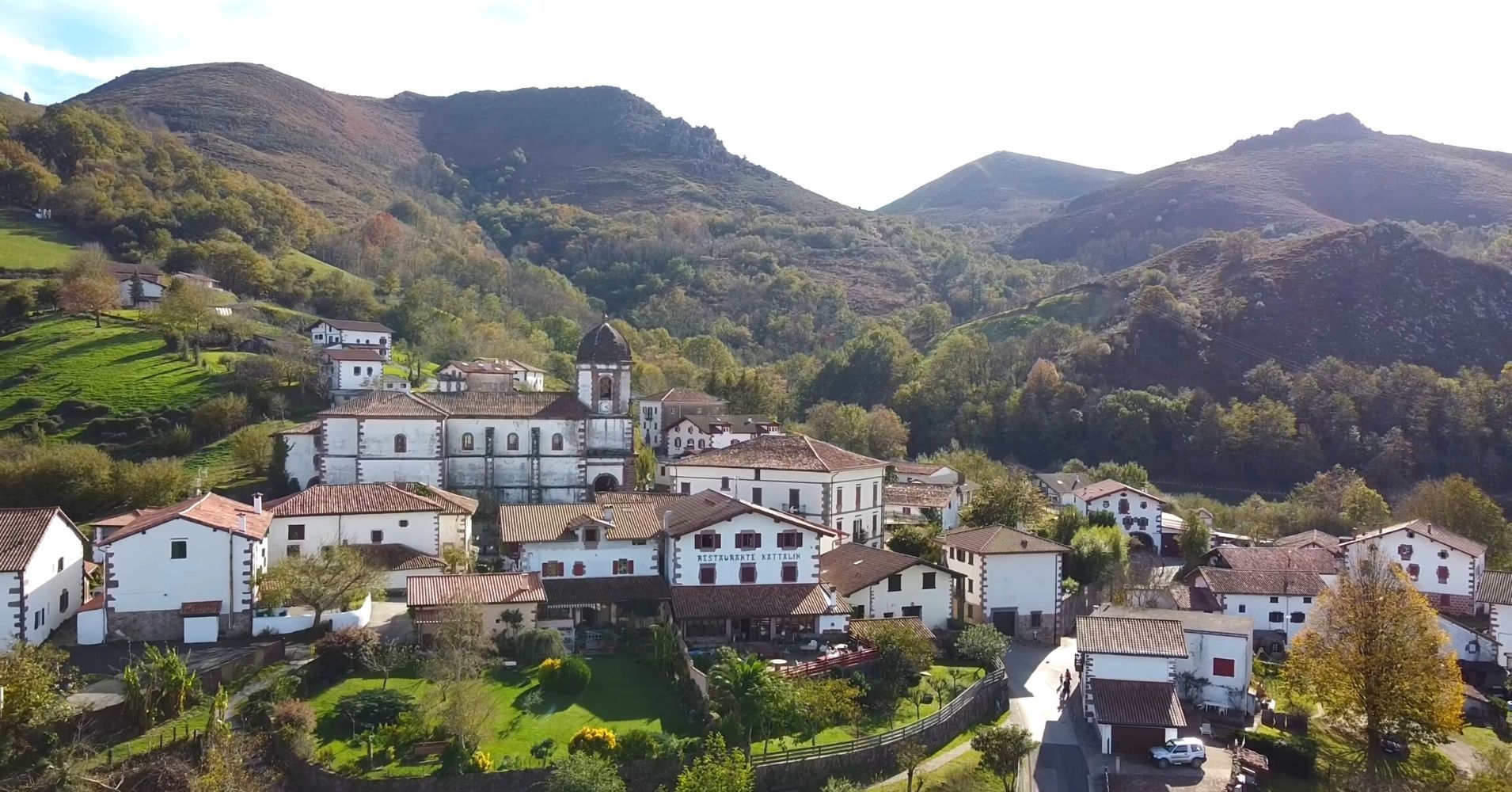 Zugarramurdi. Ruta de las Brujas. Navarra.